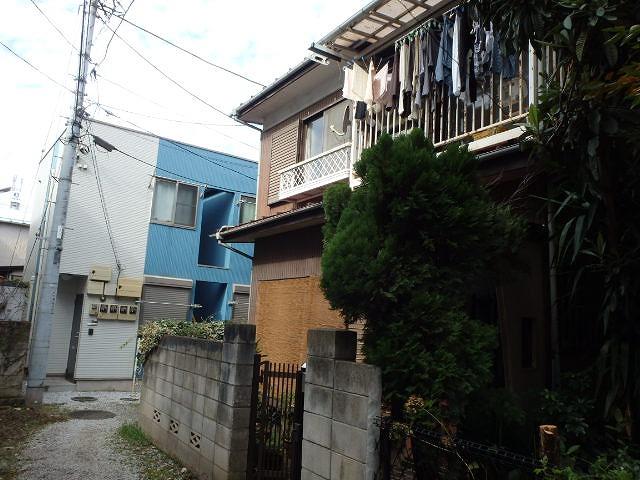 川崎市中原区 解体工事