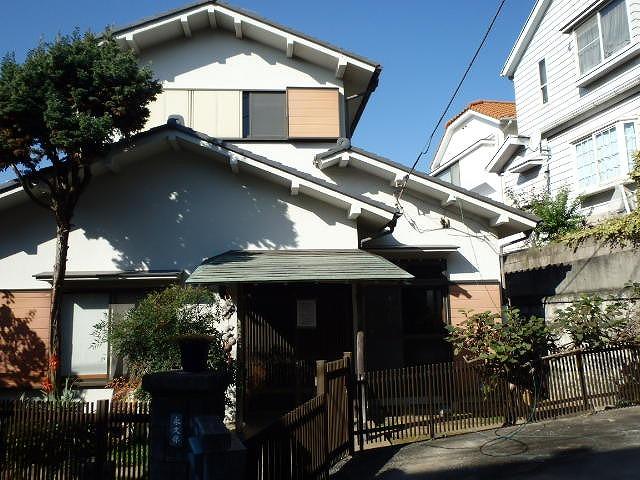 大田区東雪谷 解体工事