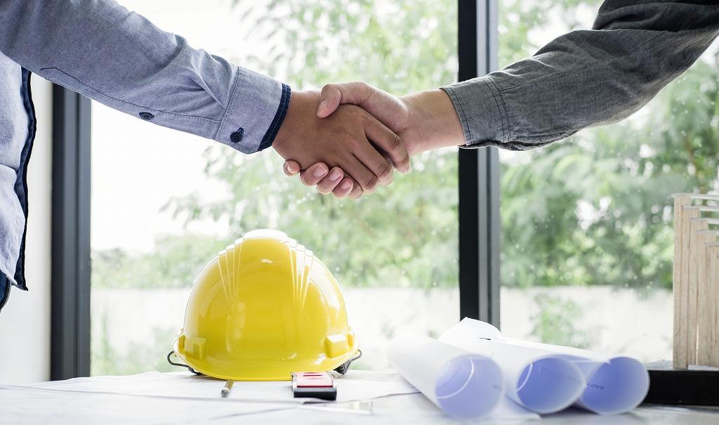 造成工事、ブロック工事の協力会社さまを募集しています!