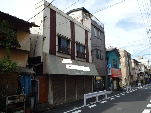東京都江東区南砂 解体工事