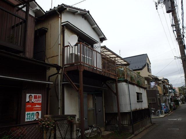 横浜市神奈川区 解体工事