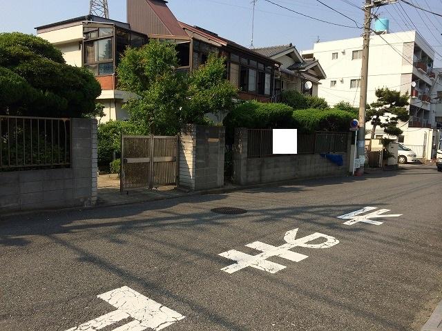 横浜市鶴見区上末吉 解体工事事例