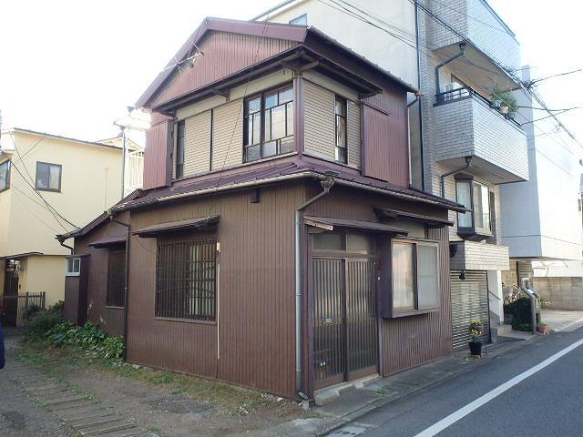 東京都目黒区中町 解体工事